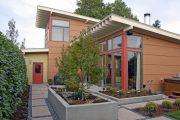 Фото 38 Фасадные панели для наружной отделки дома: разновидности и 80 практичных решений для стильного экстерьера