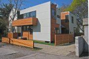 Фото 39 Фасадные панели для наружной отделки дома: разновидности и 80 практичных решений для стильного экстерьера