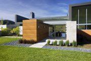 Фото 14 Фасадные панели для наружной отделки дома: разновидности и 80 практичных решений для стильного экстерьера