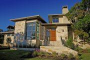 Фото 15 Фасадные панели для наружной отделки дома: разновидности и 80 практичных решений для стильного экстерьера