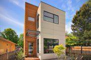 Фото 16 Фасадные панели для наружной отделки дома: разновидности и 80 практичных решений для стильного экстерьера