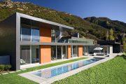 Фото 21 Фасадные панели для наружной отделки дома: разновидности и 80 практичных решений для стильного экстерьера