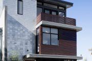 Фото 22 Фасадные панели для наружной отделки дома: разновидности и 80 практичных решений для стильного экстерьера