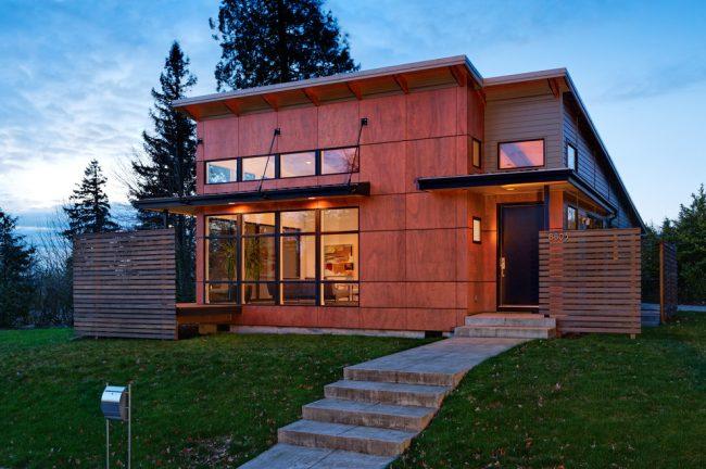 Фасадные панели для наружной отделки дома: при выборе фасадных панелей лучше отдавать предпочтения известным производителям
