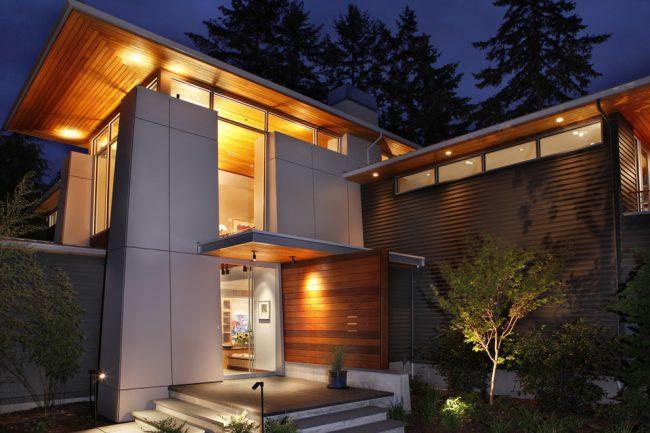 Фасадные панели помогут сделать ваш дом не только красивым, но еще и теплым