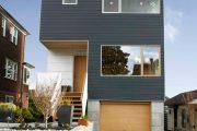 Фото 23 Фасадные панели для наружной отделки дома: разновидности и 80 практичных решений для стильного экстерьера