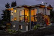 Фото 25 Фасадные панели для наружной отделки дома: разновидности и 80 практичных решений для стильного экстерьера