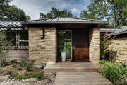 Фото 26 Фасадные панели для наружной отделки дома: разновидности и 80 практичных решений для стильного экстерьера