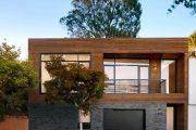Фото 30 Фасадные панели для наружной отделки дома: разновидности и 80 практичных решений для стильного экстерьера