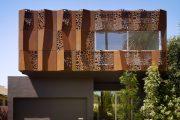 Фото 2 Фасадные панели для наружной отделки дома: разновидности и 80 практичных решений для стильного экстерьера