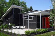 Фото 34 Фасадные панели для наружной отделки дома: разновидности и 80 практичных решений для стильного экстерьера