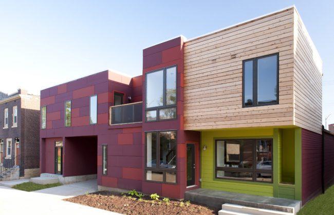 Благодаря своим свойствам и широкому ассортименту моделей фасадные панели получили большую популярность