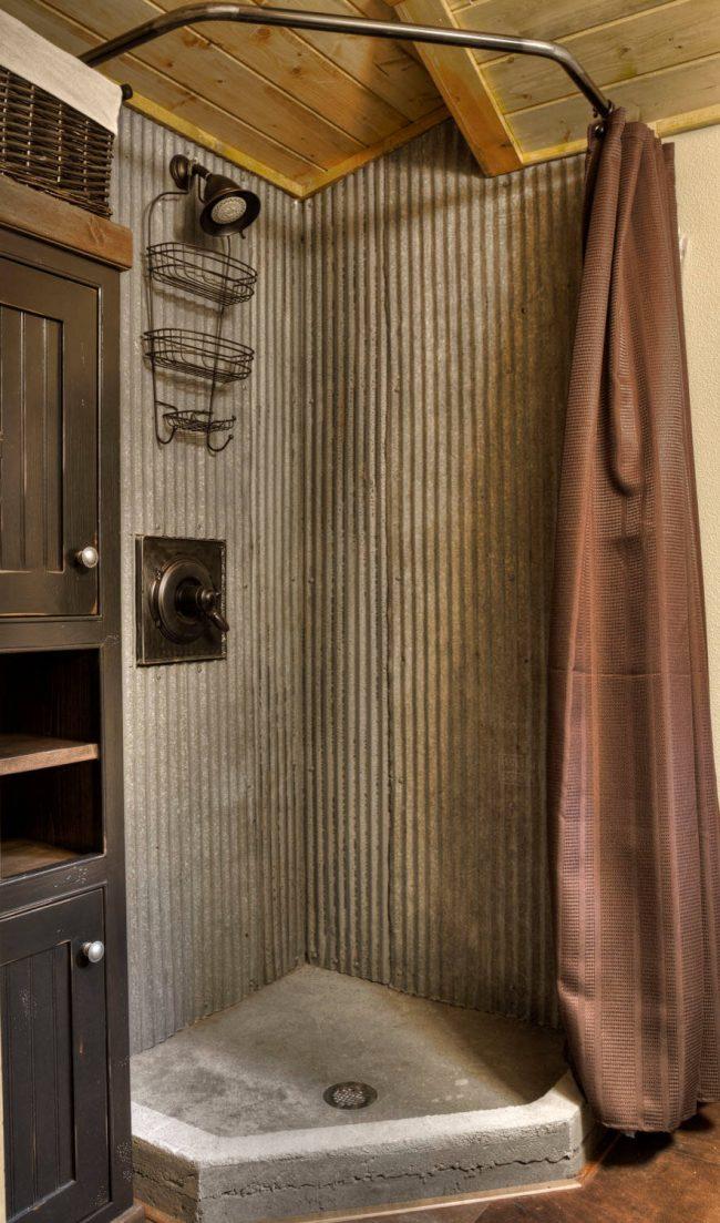 Карниз для угловой ванны: карниз для шторы в ванной комнате не только защищает комнату от брызг, но и украшает интерьер