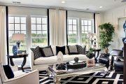 Фото 4 Выбираем карнизы для штор: 80+ эффектных и элегантных воплощений в интерьере