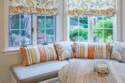 Фото 10 Выбираем карнизы для штор: 80+ эффектных и элегантных воплощений в интерьере