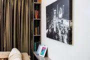Фото 11 Выбираем карнизы для штор: 80+ эффектных и элегантных воплощений в интерьере