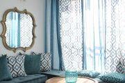 Фото 23 Выбираем карнизы для штор: 80+ эффектных и элегантных воплощений в интерьере