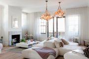Фото 38 Выбираем карнизы для штор: 80+ эффектных и элегантных воплощений в интерьере