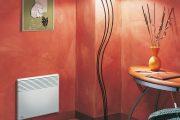 Фото 5 Настенные электрические конвекторы отопления: обзор и сравнение наиболее комфортных вариантов для дома