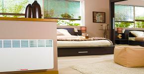 Настенные электрические конвекторы отопления: обзор и сравнение наиболее комфортных вариантов для дома фото