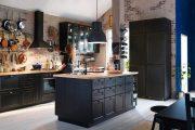 Фото 2 Кухни IKEA в интерьере (80+ реальных фото): обзор популярных серий Далларна, Метод, Кноксхульт, Рингульт и Будбин