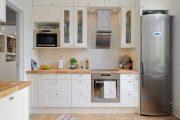 Фото 3 Кухни IKEA в интерьере (80+ реальных фото): обзор популярных серий Далларна, Метод, Кноксхульт, Рингульт и Будбин
