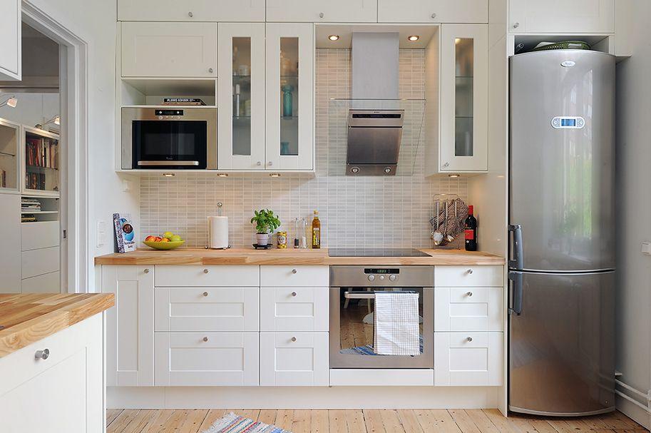Дизайн кухни 9 кв м икеа