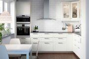 Фото 7 Кухни IKEA в интерьере (80+ реальных фото): обзор популярных серий Далларна, Метод, Кноксхульт, Рингульт и Будбин
