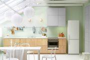 Фото 9 Кухни IKEA в интерьере (80+ реальных фото): обзор популярных серий Далларна, Метод, Кноксхульт, Рингульт и Будбин