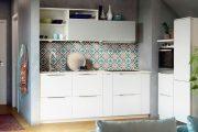 Фото 25 Кухни IKEA в интерьере (80+ реальных фото): обзор популярных серий Далларна, Метод, Кноксхульт, Рингульт и Будбин