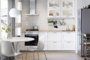 Фото 34 Кухни IKEA в интерьере (80+ реальных фото): обзор популярных серий Далларна, Метод, Кноксхульт, Рингульт и Будбин