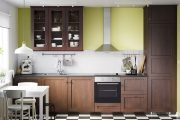 Фото 37 Кухни IKEA в интерьере (80+ реальных фото): обзор популярных серий Далларна, Метод, Кноксхульт, Рингульт и Будбин