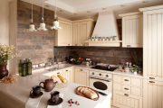 Фото 1 Кухни в стиле кантри и прованс: 85 элегантных и теплых решений для ценителей уюта