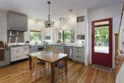 Фото 9 Кухни в стиле кантри и прованс: 115+ элегантных и теплых решений для ценителей уюта