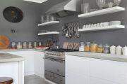 Фото 12 Кухни в стиле кантри и прованс: 85 элегантных и теплых решений для ценителей уюта