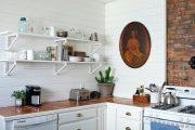 Фото 14 Кухни в стиле кантри и прованс: 85 элегантных и теплых решений для ценителей уюта