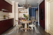 Фото 15 Кухни в стиле кантри и прованс: 85 элегантных и теплых решений для ценителей уюта