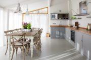 Фото 18 Кухни в стиле кантри и прованс: 85 элегантных и теплых решений для ценителей уюта