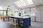 Фото 19 Кухни в стиле кантри и прованс: 85 элегантных и теплых решений для ценителей уюта