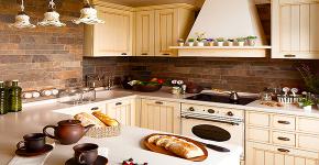 Кухни в стиле кантри и прованс: 85 элегантных и теплых решений для ценителей уюта фото