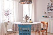 Фото 27 Кухни в стиле кантри и прованс: 115+ элегантных и теплых решений для ценителей уюта