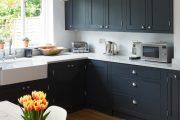 Фото 30 Кухни в стиле кантри и прованс: 115+ элегантных и теплых решений для ценителей уюта