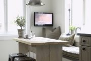 Фото 31 Кухни в стиле кантри и прованс: 85 элегантных и теплых решений для ценителей уюта