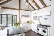 Фото 3 Кухни в стиле кантри и прованс: 115+ элегантных и теплых решений для ценителей уюта