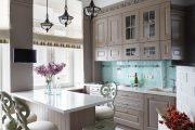 Фото 35 Кухни в стиле кантри и прованс: 85 элегантных и теплых решений для ценителей уюта