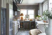 Фото 23 Кухни в стиле кантри и прованс: 85 элегантных и теплых решений для ценителей уюта