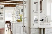 Фото 39 Кухни в стиле кантри и прованс: 85 элегантных и теплых решений для ценителей уюта