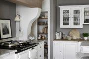 Фото 4 Кухни в стиле кантри и прованс: 85 элегантных и теплых решений для ценителей уюта