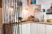Фото 4 Кухня в скандинавском стиле: 80 интерьеров для тех, кто предпочитает минимализм и бескомпромиссный комфорт