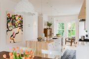 Фото 5 Кухня в скандинавском стиле: 80 интерьеров для тех, кто предпочитает минимализм и бескомпромиссный комфорт